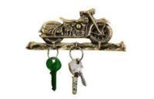 Obrázek z Věšák na klíče - motocykl