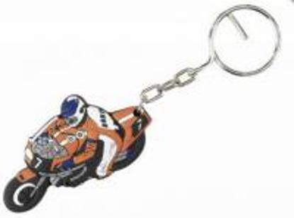 Obrázek Přívěšek na klíče - motocykl