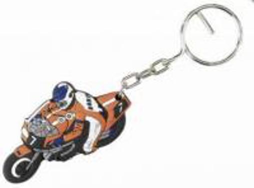 Obrázek z Přívěšek na klíče - motocykl