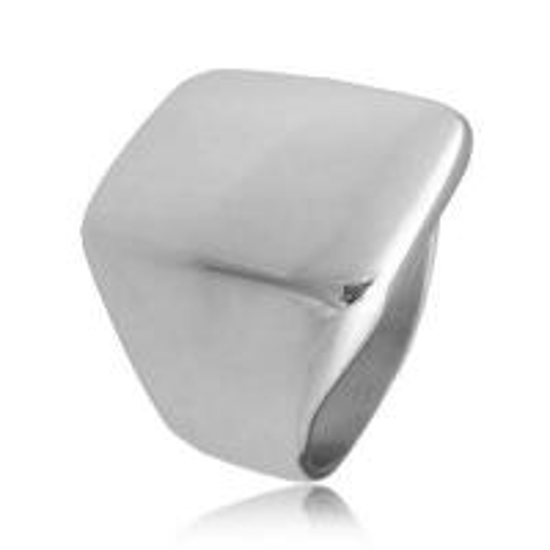 Obrázek z Prsten z chirurgické oceli pro gravírování