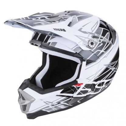Obrázek iXS HX 178 POWER - sklolaminátová helma