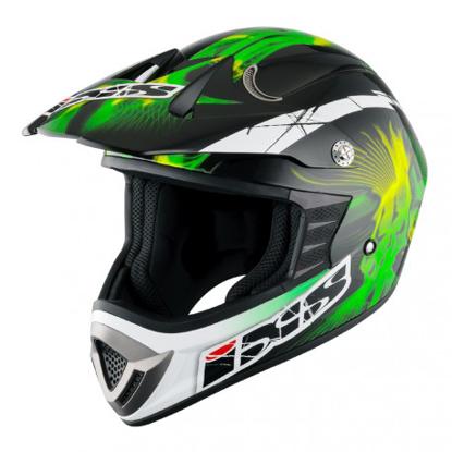 Obrázek iXS HX 276 LUX - off-roadová helma