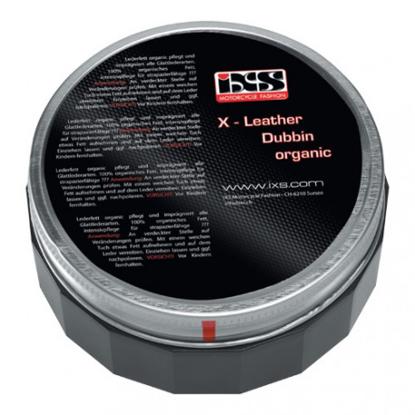 Obrázek iXS LEATHER DUBBIN ORGANIC - Organický krém na ochranu kožených výrobků