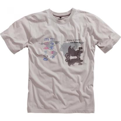 Obrázek Pharao Triko Adventure Shirt Stamp