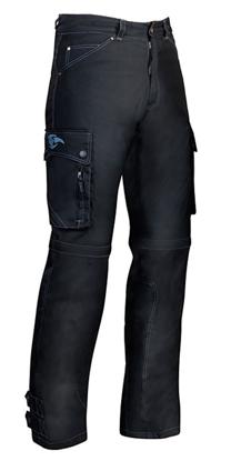 Obrázek ALEX - textilní moto kalhoty