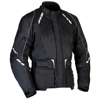 Obrázek ELECTRO - pánská textilní moto bunda