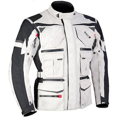 Obrázek ARON - pánská textilní moto bunda