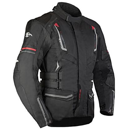 Obrázek STANLEY - pánská textilní moto bunda