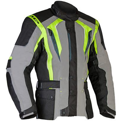 Obrázek BUDDY GREEN - pánská textilní moto bunda