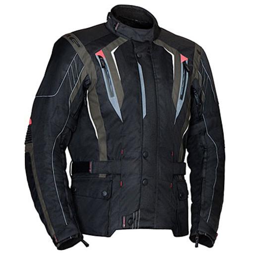 Obrázek z BUDDY - pánská textilní moto bunda
