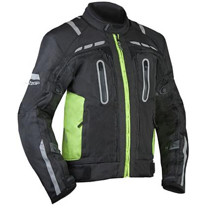 Obrázek NEAT - pánská textilní moto bunda