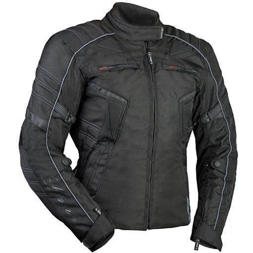 Obrázek z MIRANDA - dámská textilní moto bunda