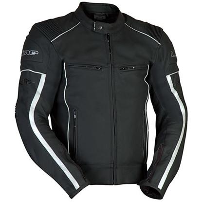 Obrázek OLIVER - kožená bunda na motorku