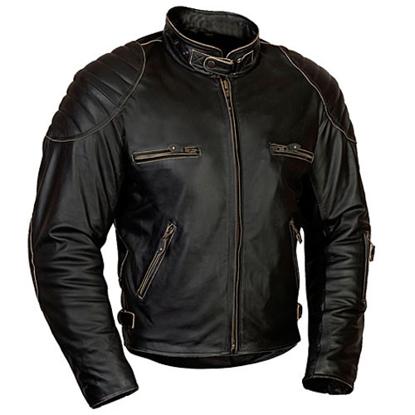 Obrázek RUSTY- pánská kožená retro bunda