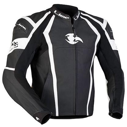 Obrázek THORN - kožená sportovní bunda