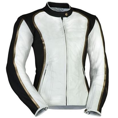 Obrázek ANITA - dámská kožená moto bunda