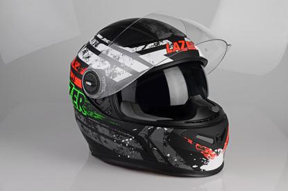 Obrázek LAZER  BAYAMO Splash helma na moto