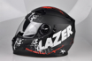 Obrázek z LAZER  BAYAMO Pitbull 2 helma na moto Barva : Černo - Červeno - Bílá - Matná