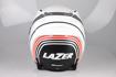 Obrázek z LAZER OSPREY LUMINO Raceline Glass Barva: bílá - červená - matná