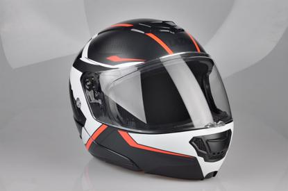 Obrázek LAZER Monaco EVO Tech-n Pure Glass Barva: černá, bílá, červená matná