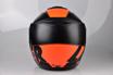 Obrázek z LAZER  Lugano Raccoun, Barva: černá - oranžová fluo - matná