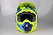Obrázek z LAZER X7 Cliffhanger, Barva:: modrá - žlutá fluo