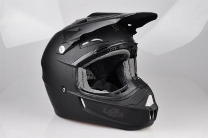 Obrázek LAZER X7 Solid X-Line, Barva:: černá - šedá - matná