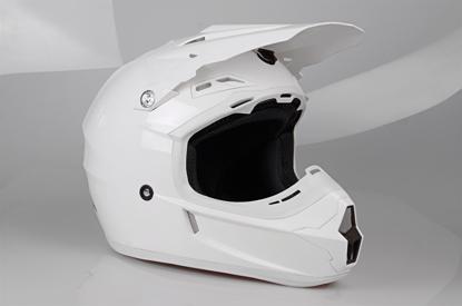Obrázek LAZER X7 Solid X-Line, Barva:: pravá bílá