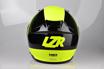 Obrázek z LAZER  MH2 V'sible, Barva: černá, žlutá fluo