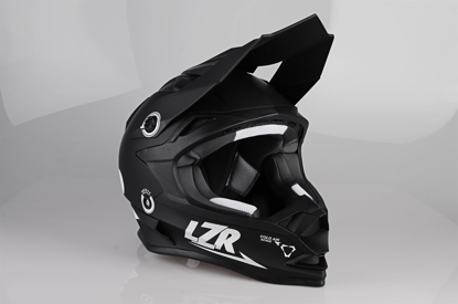 Obrázek LAZER OR1 X-Line, Barva: černá, bílá, matná
