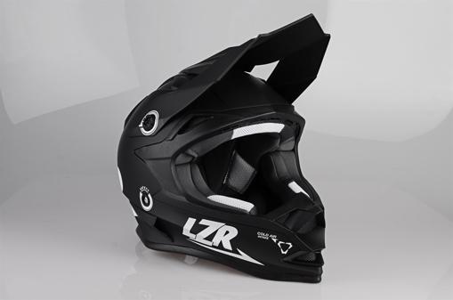 Obrázek z LAZER OR1 X-Line, Barva: černá, bílá, matná