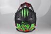 Obrázek z LAZER OR1Jr Zombie, Barva: černá, zelená, červená, matná