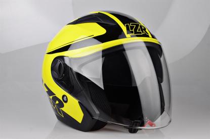 Obrázek LAZER JH1 Safety, Barva: černá, žlutá fluo