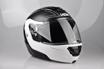 Obrázek z LAZER  Monaco EVO Droid Pure Glass, Barva: černá matná - bílá