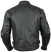 Obrázek z LARROS - kožená bunda na motorku
