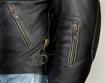 Obrázek z RUSTY- pánská kožená retro bunda