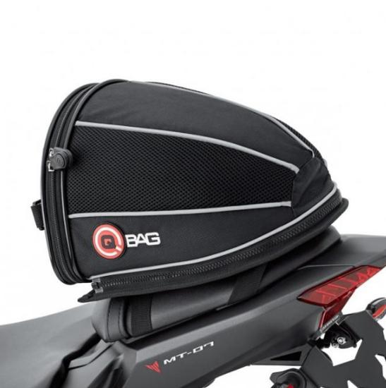 0008664439 Qbag Q-bag Trentino zavazadlo na sedlo spolujezdce 8l moto motorka ...