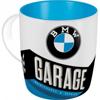 Obrázek z HRNEK s motorkářským motivem BMW