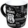 Obrázek z Dárkový hrnek Route 66