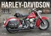 Obrázek z Kalendář Harley Davidson 2019