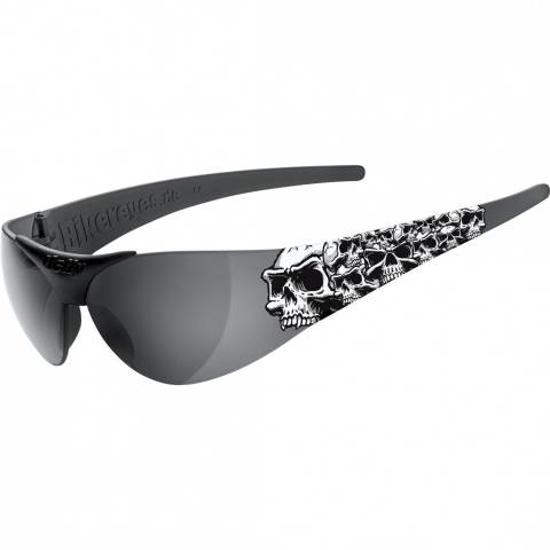 Obrázek z Sluneční brýle Helly Bikereyes 527 1000 Skulls