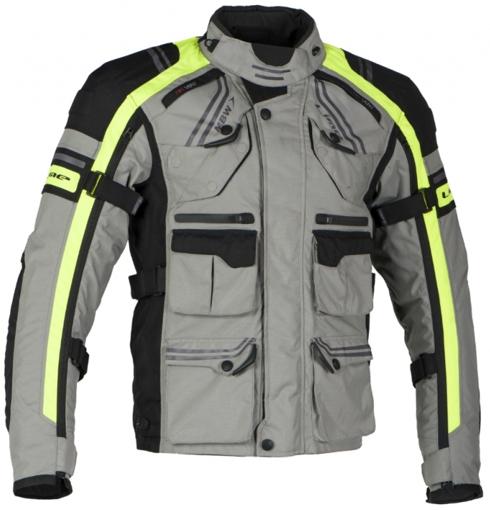 Obrázek z BUCK JACKET- pánská třívrstvá textilní bunda