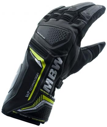 Obrázek FOX - textilní moto rukavice