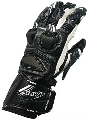 Obrázek GT-TECH - black sportovní moto rukavice