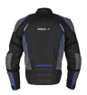 Obrázek z LUCAS blue - pánská textilní moto bunda