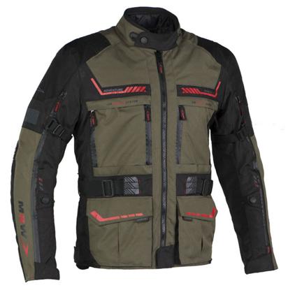 Obrázek MBW GUARD JACKET- pánská třívrstvá textilní bunda