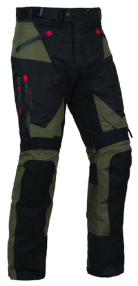 Obrázek MBW GUARD PANTS - pánské třívrstvé textilní moto kalhoty