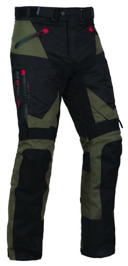 Obrázek z MBW GUARD PANTS - pánské třívrstvé textilní moto kalhoty