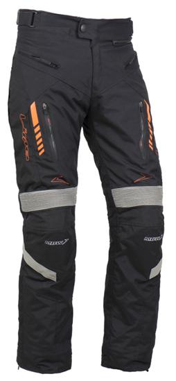 Obrázek z MBW CHALLENGER PANTS - pánské třívrstvé textilní moto kalhoty