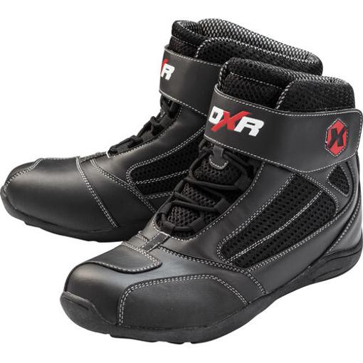 DXR letní boty na motorku i skútr